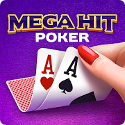 Mega Hit Poker: Texas Holdem massive tournament APK