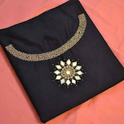 Embroidery Neck Designs for Ladies APK