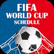 World Cup Schedule 2018 APK