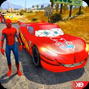 Superheroes Fast Racing Challenges APK