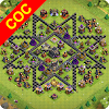 Maps of Clash Of Clans 1.30 Android Latest Version Download