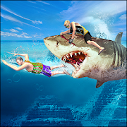 Super Monster Blue Whale Shark Game APK