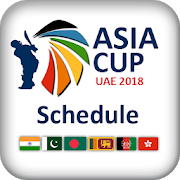 Asia Cup Schedule 2018 1.4 Android Latest Version Download