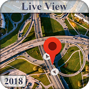 Live Earth Map: Satellite View, GPS Tracker APK