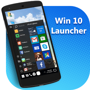 Windows 10 Computer Launcher For Android APK