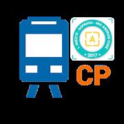 Cestovné poriadky CP APK