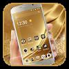 Gold Silk Luxury deluxe Theme APK