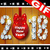 New Year GIF 2018 APK