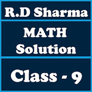 RD Sharma Class 9 Math Solution APK