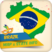 Map of Brazil APK