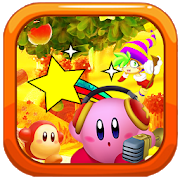 Kirby epic journey in the malicious land of stars APK