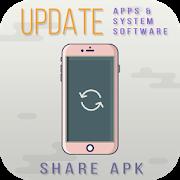 Update Apps & System Software Update & Share APK APK