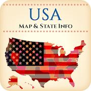 Map of USA APK