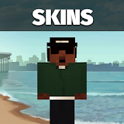 Skins GTA for Minecraft APK
