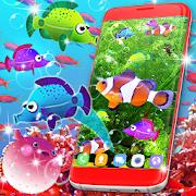 Fish live wallpaper APK