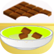 Cake flavored with chocolate APK