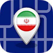 Offline Iran Maps - Gps navigation that talks APK
