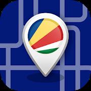 Offline Seychelles Maps Gps navigation that talks APK