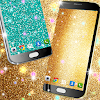 Glitter live wallpaper APK