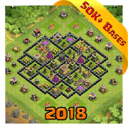 Best Base Maps for COC 2018 APK