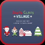 SantaClaus village Go Launcher APK