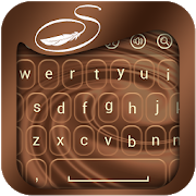 Chocolate Keyboard Theme APK