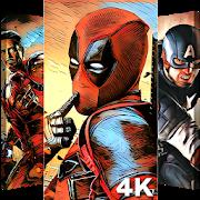 Superheroes Wallpapers | 4K Backgrounds APK