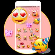 Emoji Wallpaper Theme APK