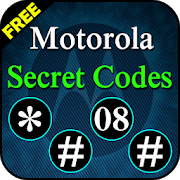 Secret Codes of Motorola 1.3 Android Latest Version Download