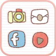 The ugly duckling icon theme APK