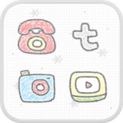Kogumong(Tea Port) icon theme APK