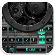 Black Metal Keyboard APK