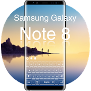 Keyboard for Galaxy Note 8 APK
