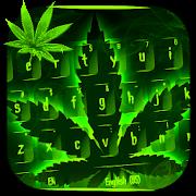 Weed Rasta Keyboard Theme APK