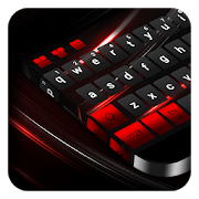 Black Red Keyboard 10001005 Android Latest Version Download
