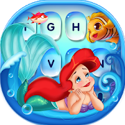 Dream Mermaid keyboard APK