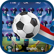 2018 World Cup Football Keyboard Theme APK