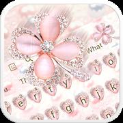 Pink Glitter Keyboard APK