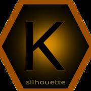Silhouette for Kustom KLWP APK