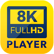 5K 8K Video Player APK