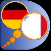 German Maltese dictionary APK