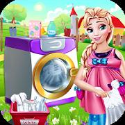 Laundry games for girls : Hotel Laundry Girls APK