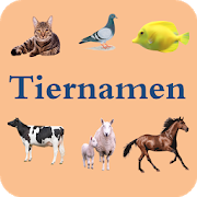 Learning German Language (animals names) APK