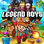 Legend Boys World: Party Heroes APK