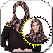 Hijab Photo Suit - Printed APK