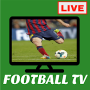 Football TV - HD Live Streaming Sports TV, Tips APK