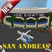 Map GTA San Andreas MCPE APK