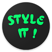 STYLE IT - Write Cool Fancy Text Anywhere Directly APK