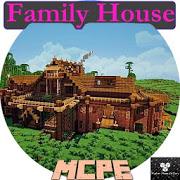 Family house for Minecraft PE APK