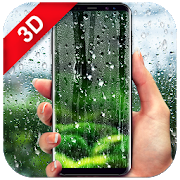 Waterdrops Live Wallpaper 2018 APK